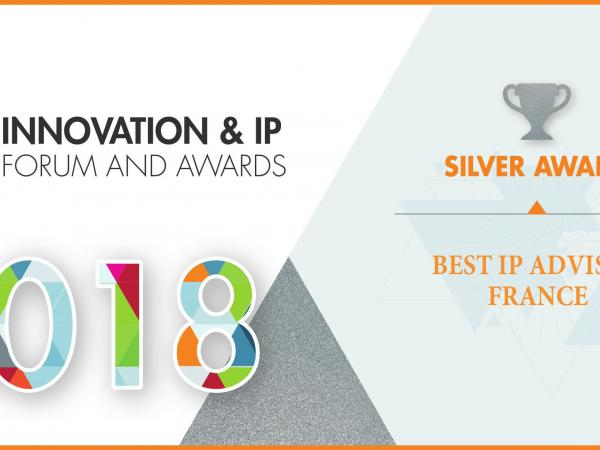 Best IP advisor France 2018