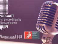 "Podcast - Talk Innovation ""Oral proceedings by videoconference"" at EPO"