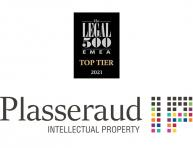 Legal 500 EMEA recognizes Plasseraud IP expertise