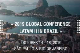 Plasseraud IP intervient à l'événement « 2019 Global Conference LATAM II in Brazil »