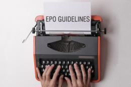 New version of the EPO Guidelines and life on Mars